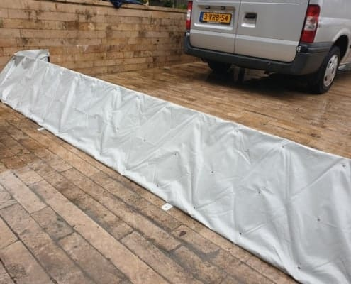 Temporary flood defense for private individuals10