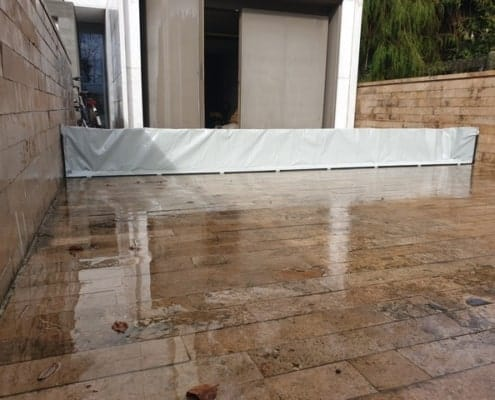 Temporary flood defense for private individuals13