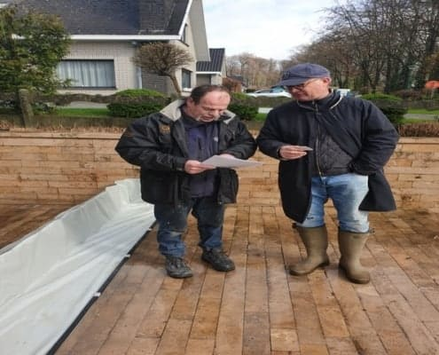 Temporary flood defense for private individuals16
