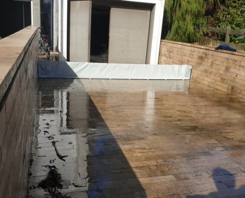 Temporary flood defense for private individuals17