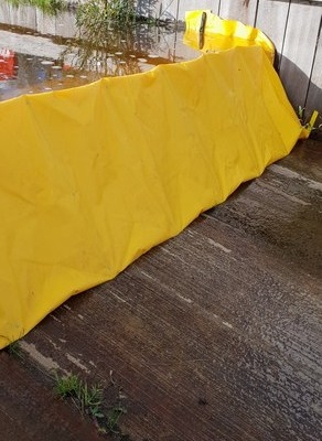 Temporary flood defense for private individuals3