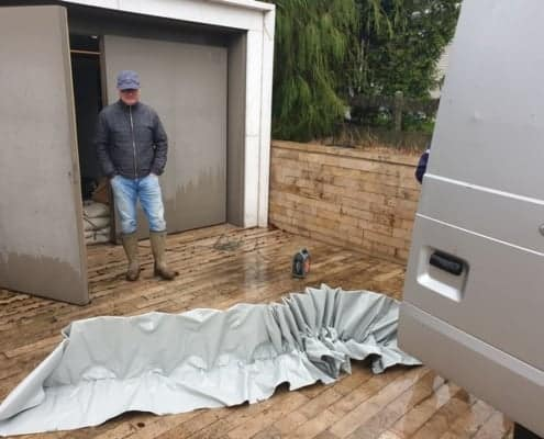 Temporary flood defense for private individuals5